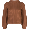 Tibi pullover in brown - Pullovers -