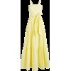 Tiered maxi dress in stripe - Vestidos -