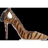 Tiger Print Heels - Classic shoes & Pumps -