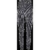 Tiger Stripe Pants - Leggings -