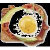Toast - cibo -