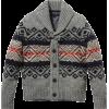 Tommy Hilfiger Boys (age 9-16) Cadman Shawl Cardigan Grey - Cardigan - $138.12