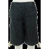 Tommy Hilfiger Cargo Denim Shorts Dark Wash - Shorts - $37.93