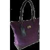 Tommy Hilfiger Medium / Large Handbag Tote Burgundy - Hand bag - $89.98