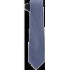 Tommy Hilfiger Men's Graffiti Solid Necktie Blue - 领带 - $25.62  ~ ¥171.66