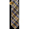 Tommy Hilfiger Men's Satin Bar Stripe Necktie Yellow - Tie - $33.39