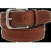 Tommy Hilfiger Mens Casual Contrasting Stitch Belt Brown - Belt - $29.99