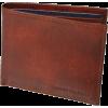 Tommy Hilfiger Mens Genuine Leather Billfold Wallet - Wallets - $16.99