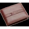 Tommy Hilfiger Mens Ranger Passcase Tan - Novčanici - $23.20  ~ 19.93€