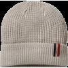Tommy Hilfiger Mens Ribbed Knit Isaac Beanie Oatmeal - Šeširi - $45.38  ~ 38.98€