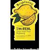 TonyMoly I'm Lemon bright sheet mask - 化妆品 - $3.00  ~ ¥20.10