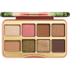 Too Faced Shake Your Palm Palms Palette - Kozmetika -