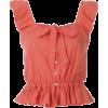 Top - 半袖衫/女式衬衫 -