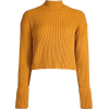 Topshop Ribbed Sweater - Maglioni -