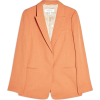 Topshop Single Breasted Blazer - Jacket - coats -