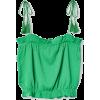 Topshop Tassel Tie Camisole Top - Tanks - £15.00  ~ $19.74