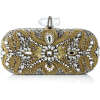 Torbica Hand bag Gold - Hand bag -