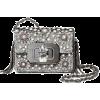 Torbica Hand bag Silver - Hand bag -