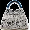 Torbica Hand bag White - Hand bag -