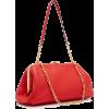 Tory Burch Cleo Leather Bag - Bolsas de tiro - $650.00  ~ 558.28€