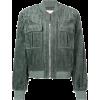 Tory Burch Corduroy bomber jacket - Jacket - coats -