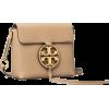 Tory Burch MILLER METAL-LOGO CROSSBODY - Messenger bags -