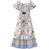 Tory Burch Meadow Folly Dress - Dresses -