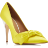 Tory Burch Satin Bow-Embellished Pumps - Classic shoes & Pumps - $320.00