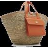 Tote - Hand bag -