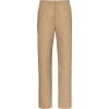 Totême Alaior slim-leg wool trousers - Capri & Cropped -