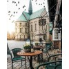Town square in Denmark - Buildings -