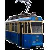 Tramvaj - Vehicles -
