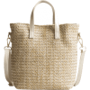 Travel Vacation Leisure Straw Tote Bag - Hand bag - $20.99  ~ £15.95