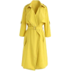 Trench Coat - Jacket - coats -