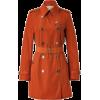 Trench Coat jacket - Jacket - coats -