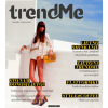 Trendme Magazine White Background - Tła -
