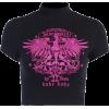 Trendy printed short-sleeved t-shirt - Shirts - $19.99