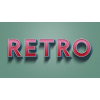 T=retro sign - Tekstovi -