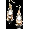 Tribal Earrings from Gudbling - Brincos -