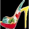 Tropical heels - Sandals -