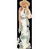 Tropical Maxi Dress - Haljine -