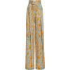 Trouser wide leg - Capri & Cropped -