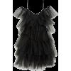 Tulle Dress - Dresses -