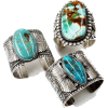 Turquoise Ring - Aneis -