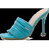 Turquoise blue sandal - Sandalen -