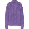 Turtleneck Sweater - Pullovers -