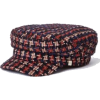 Tweed cap - Czapki -