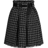 Tweed skirt - Skirts -
