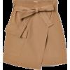 Twill skirt - Skirts -