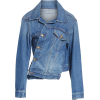 Twisted Denim Jacket MONSE - Jeans -